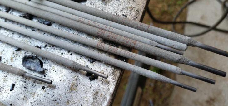 ESAB ER 246 – czyli elektrody 7014